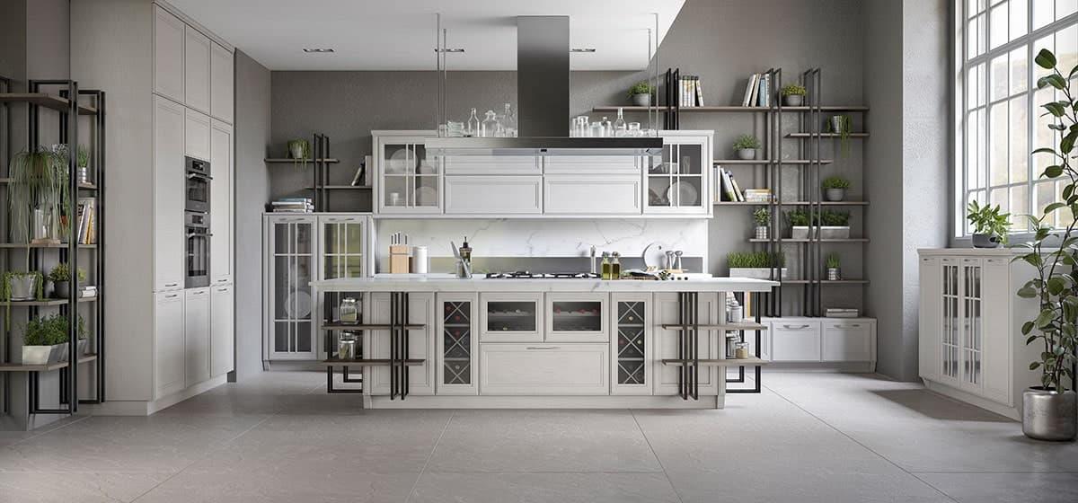 Новая кухня Фреда