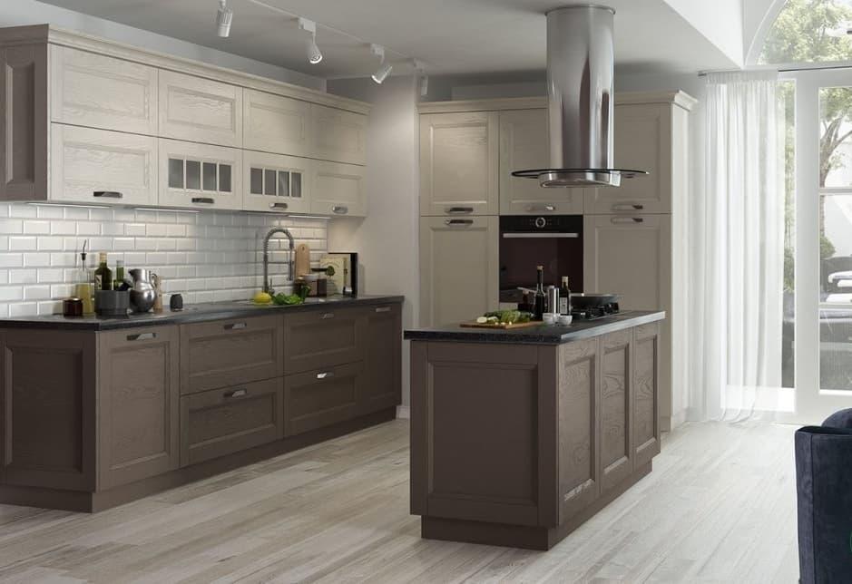 Как выбрать кухню из акрила?