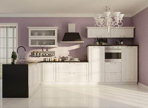 "Кухня ""Астра"": классика + модерн"