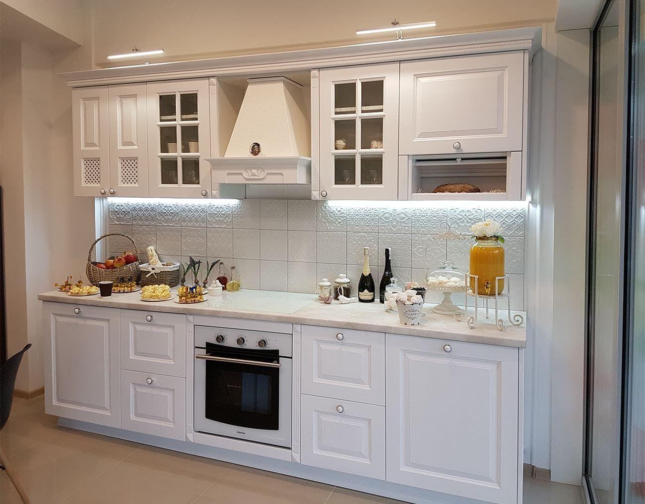 """В Одессе купить кухню """"ГеосИдеал"""" стало проще!"""