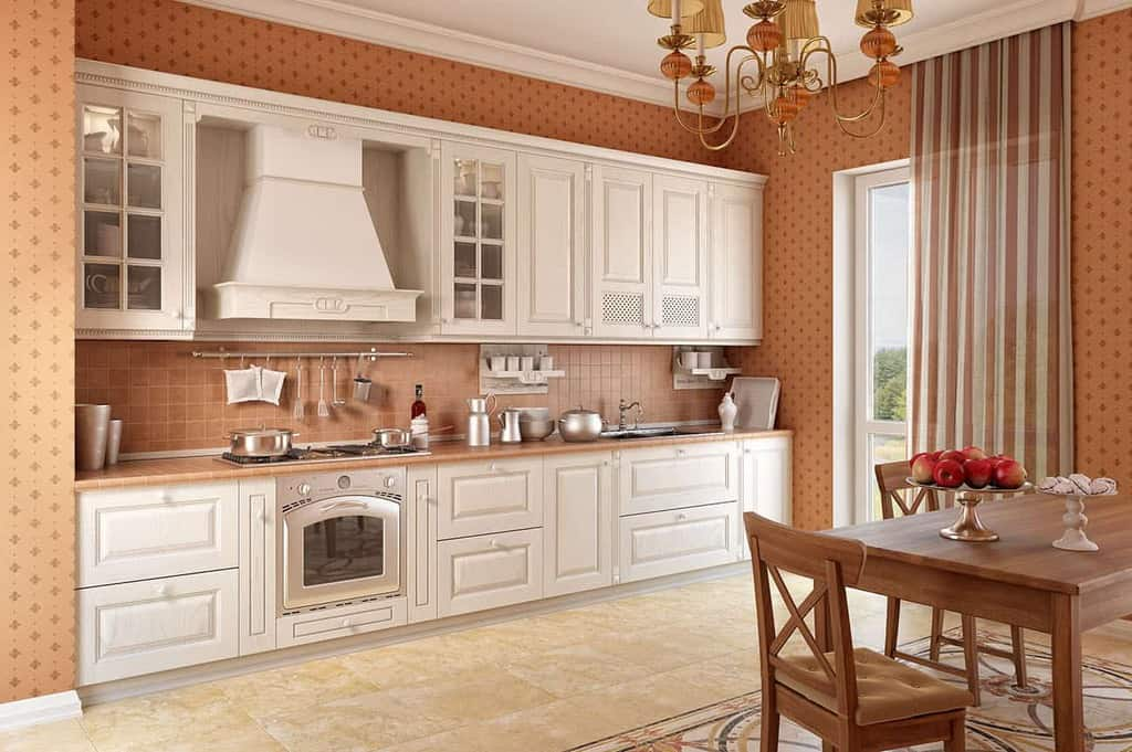 Как выбрать линейную кухню?