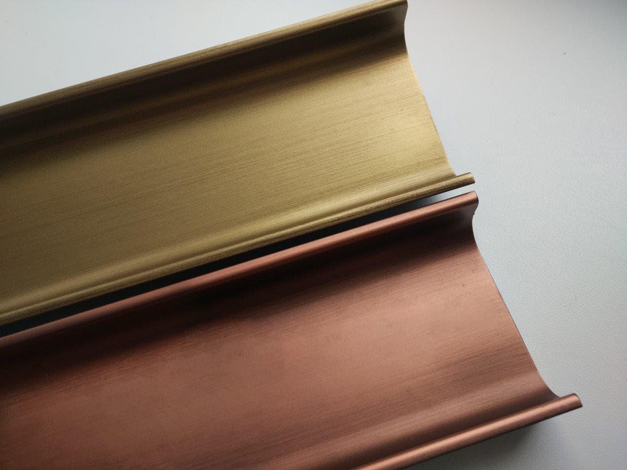 Конструкции с Gola-профилем